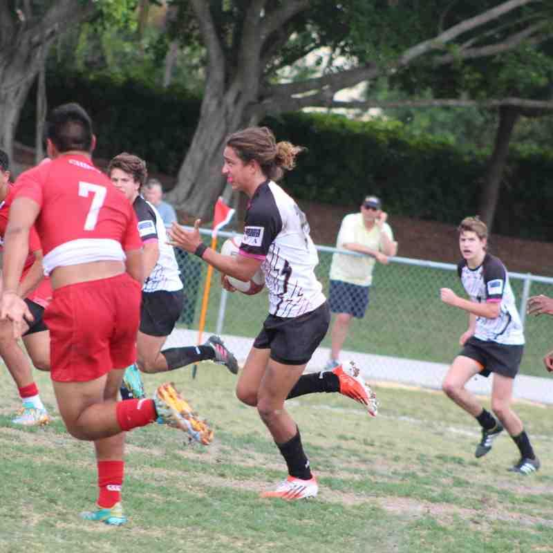 Okapi Wanderers Rugby FC Varsity vs Cardinal Gibbons HS 03 25 2017 (2)