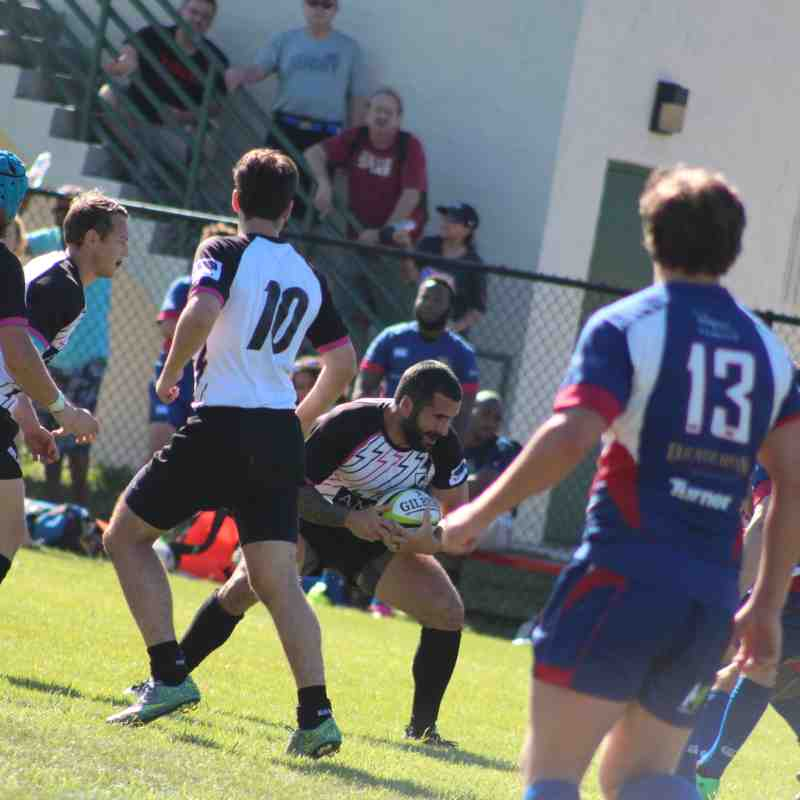 Saturday February 11th 2017 Okapi Wanderers Rugby FC Men vs Ft Lauderdale Rugby