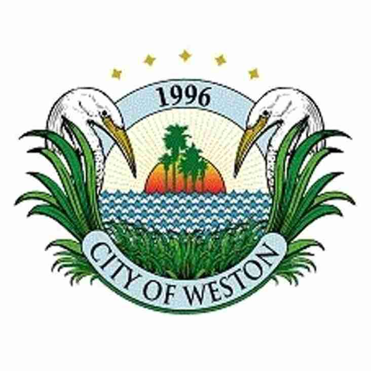 Monday June 4th 2018 The City of Weston will recognize Okapi Wanderers Rugby FC U17 & U 19 players.