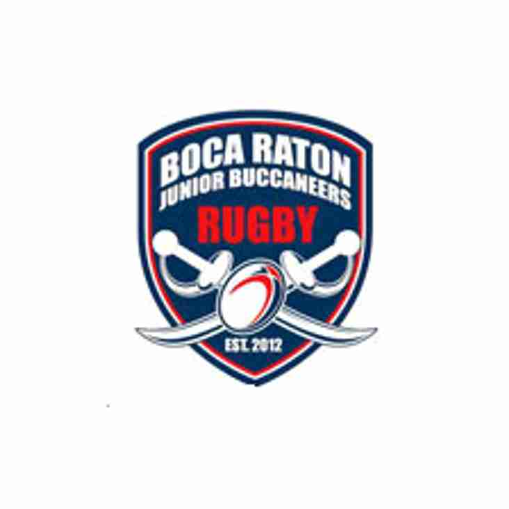 Saturday February 3rd 2018 Okapi Wanderers Rugby FC Youth vs Boca Raton Rugby games.