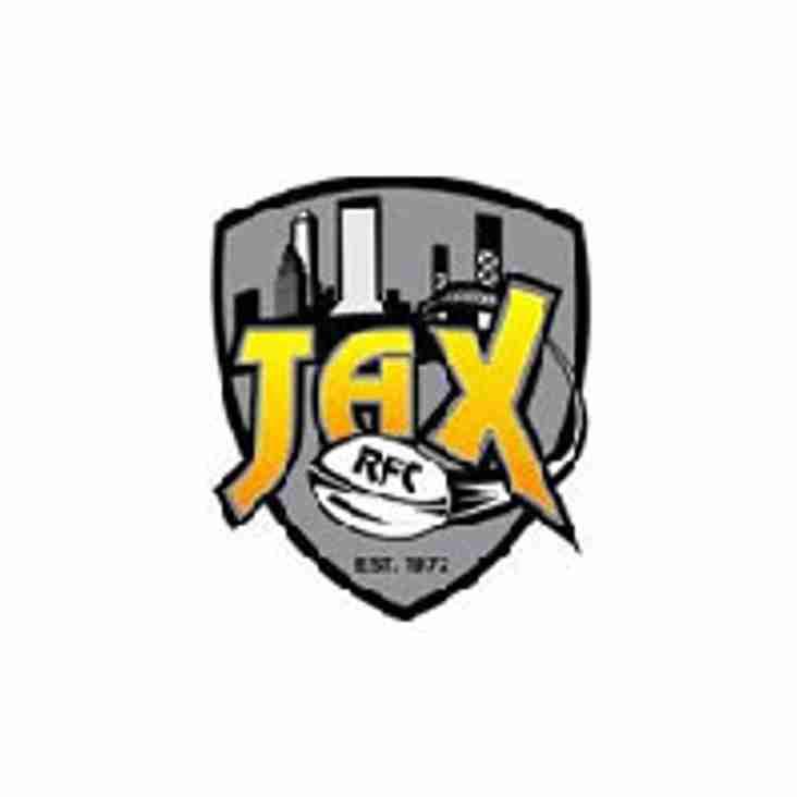 Saturday November 17th 2018 Okapi Wanderers Rugby FC Men vs Jacksonville Rugby.