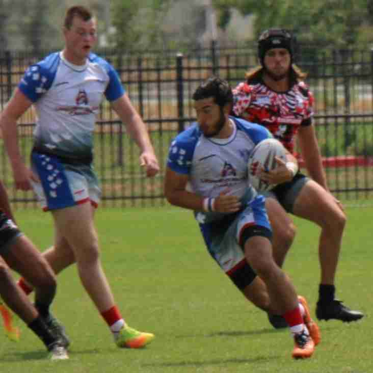 Congratualtions Tomas Gallo former Okapi Wanderers RFC Player for making the NAI 7's Boys Dream Team.
