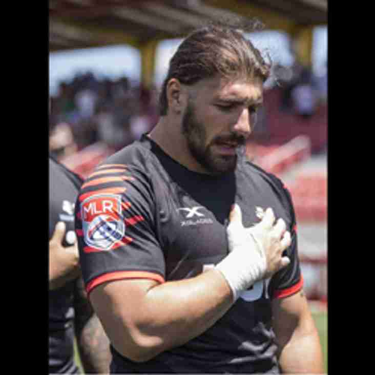 Congratulation to Alex Tucci former Okapi Wanderers Rugby FC for renewing his contract with MLR team, Utah Warriors Rugby.