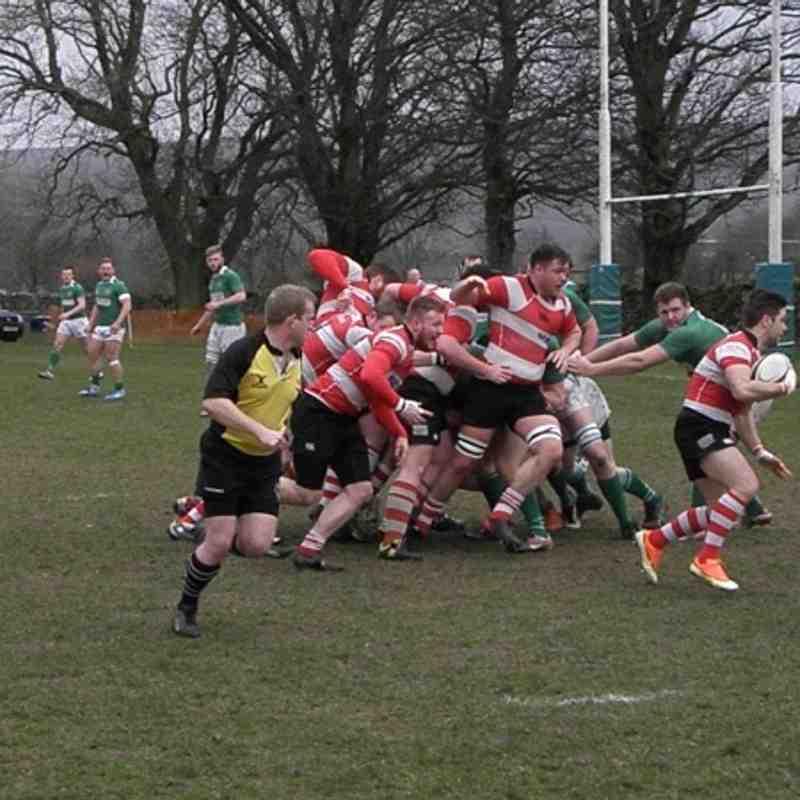 Wharfedale v Cleckheaton (Y.Cup) 15/03/2014