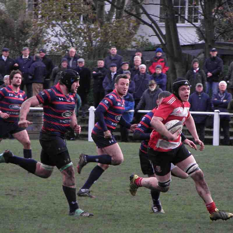 Firwood Waterloo v Cleckheaton 19/11/2016