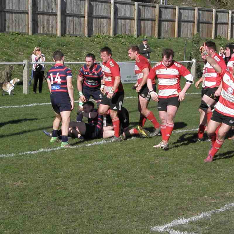 Cleckheaton v Firwood Waterloo 25/03/2017