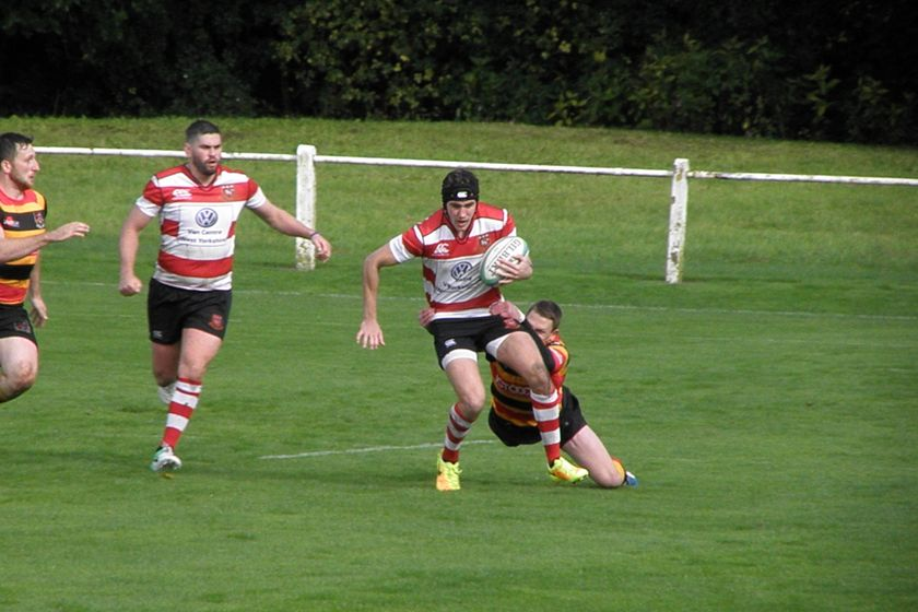 Report: Bradford & Bingley 7 – 33 Cleckheaton