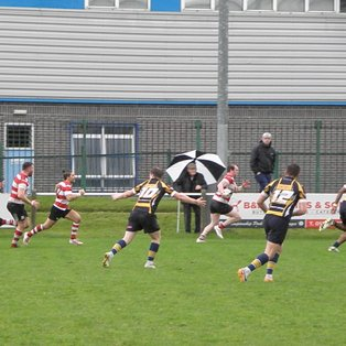 Match Report: Cleckheaton 8 – 19 West Leeds