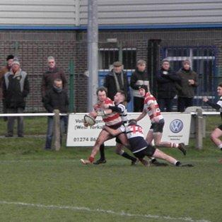 Report: Cleckheaton 31 – 27 Percy Park