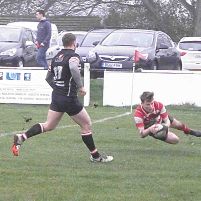 Old Brods v Cleckheaton 26/12/2018