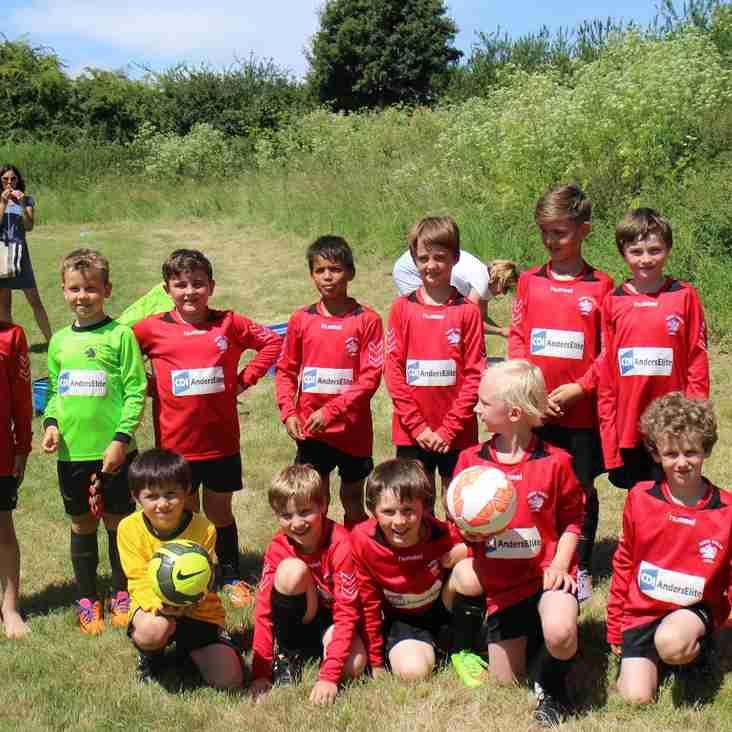 Summer tournament Bitton
