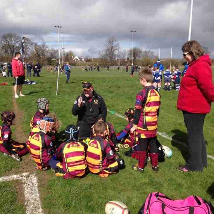 P4 Match Report Stirling  17/04/16