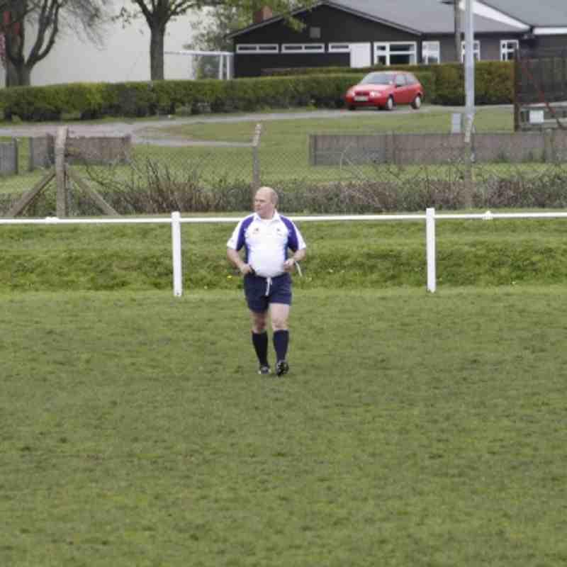 Winnington Park 2's vs BPFC 4's 14/04/2012