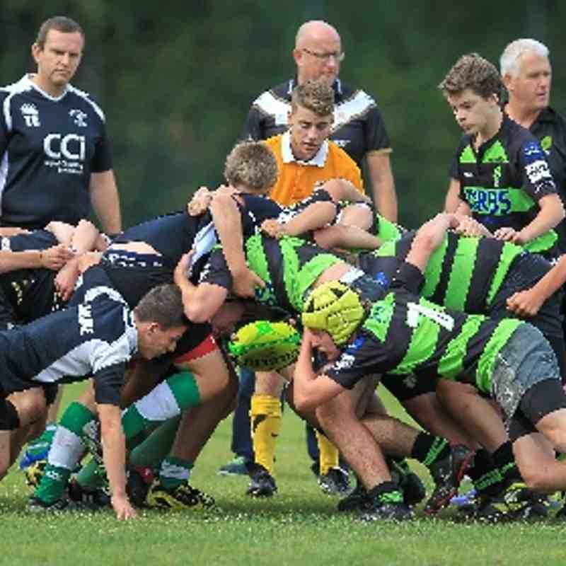 Guernsey RFC U15's v Horsham