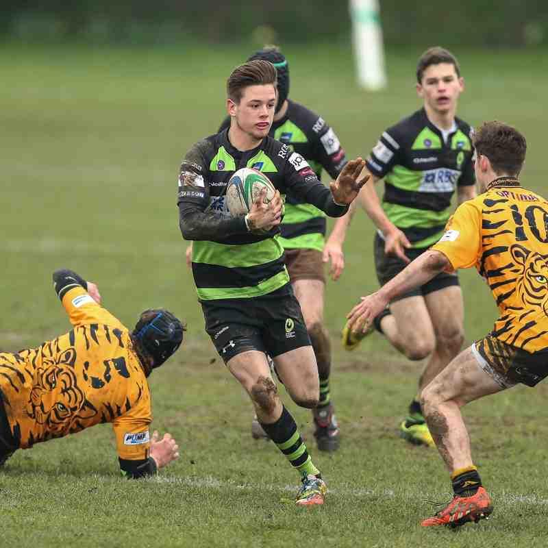Guernsey Rugby Academy U15 v Tadley U15  2015