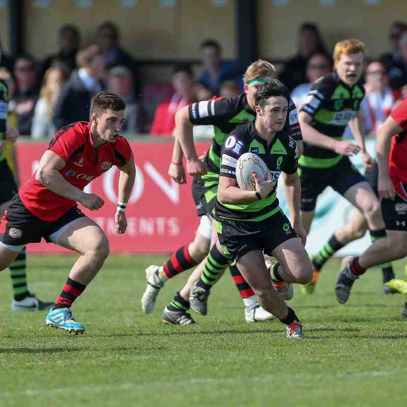 RBSI Guernsey Rugby Academy Colts Siam Festival 2015