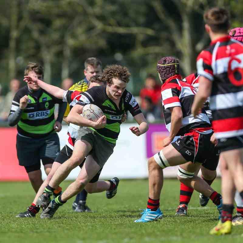RBS Guernsey Rugby Academy U16's Siam Festival 2015