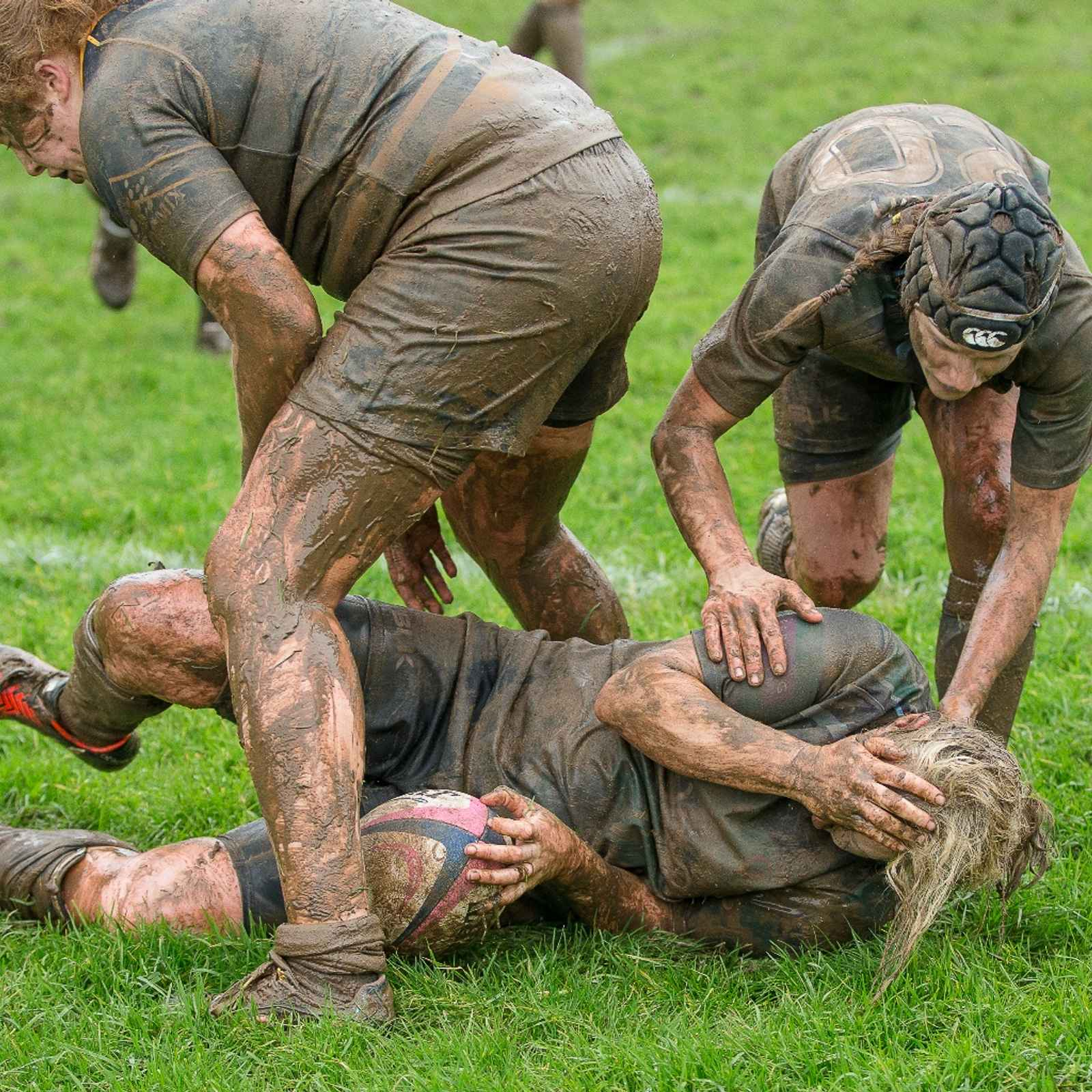 Ladies exact sweet and muddy revenge on visiting Canterbury Ladies to win a full set of points