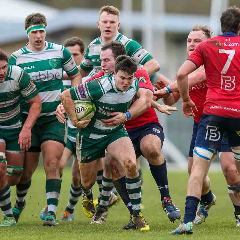 Guernsey Raiders v East Grinstead RFC 2016