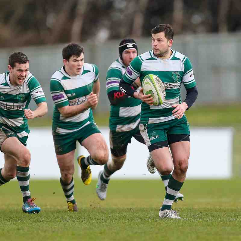 Guernsey Raiders v Shelford RFC 2016