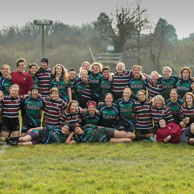 Guernsey Ladies v Beccehamian Ladies 2016