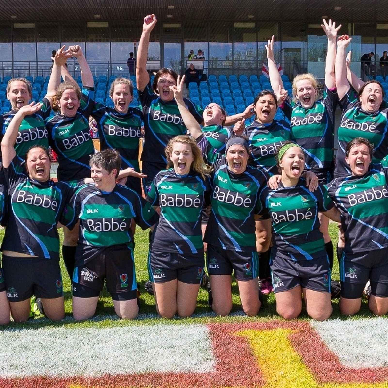 Guernsey Ladies v Jersey Siam 2016