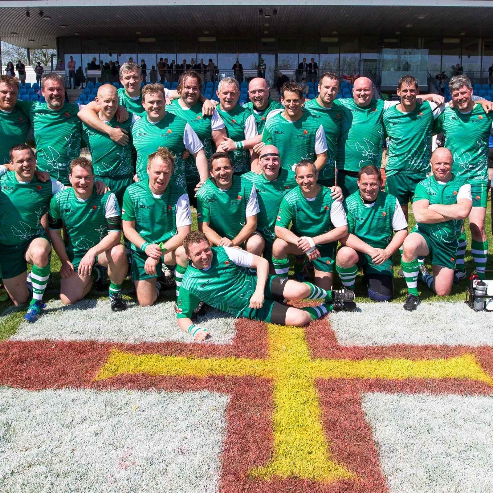 Guernsey Vets v Jersey - Nash Cup Siam 2016