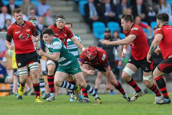 Guernsey v Jersey - Siam Cup 2016