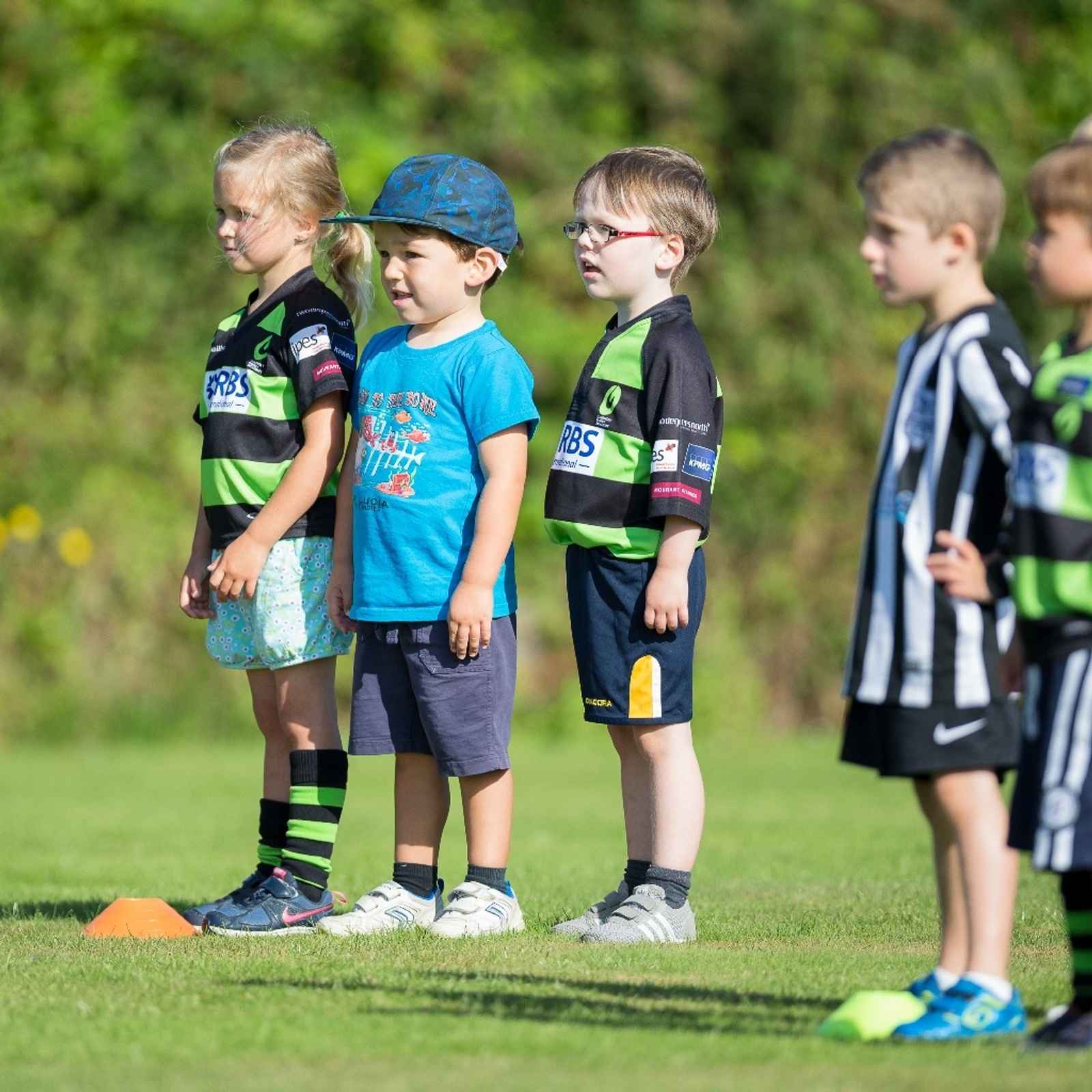 GRA Summer Rugby Camp 2016 - Training Sessions