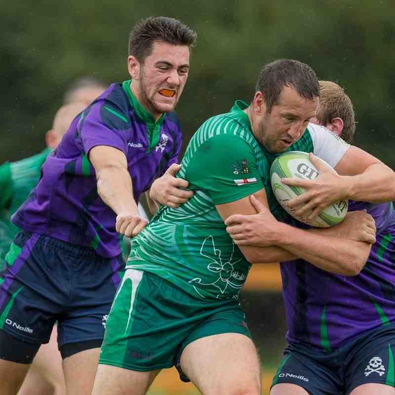 Guernsey Raiders Vets v Select XV 2016