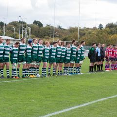 Guernsey Raiders v Tonbridge Juddian 2016