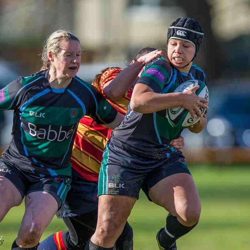 Guernsey Ladies v Medway Ladies 2017