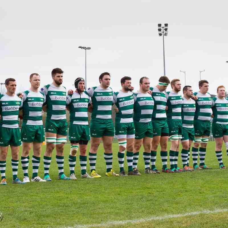 Guernsey Raiders v Westcliff RFC 2017