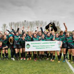 Guernsey Ladies v Worthing Ladies 2016/17