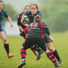 Guernsey Ladies v Jersey Ladies 2017 Siam Trophy