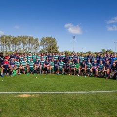 Guernsey Raiders v Doncaster Knights 2017