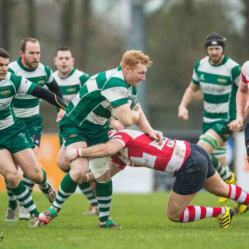 Guernsey Raiders v Dorking 2018