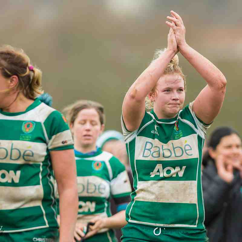 Guernsey Ladies v Teddington Ladies 2018