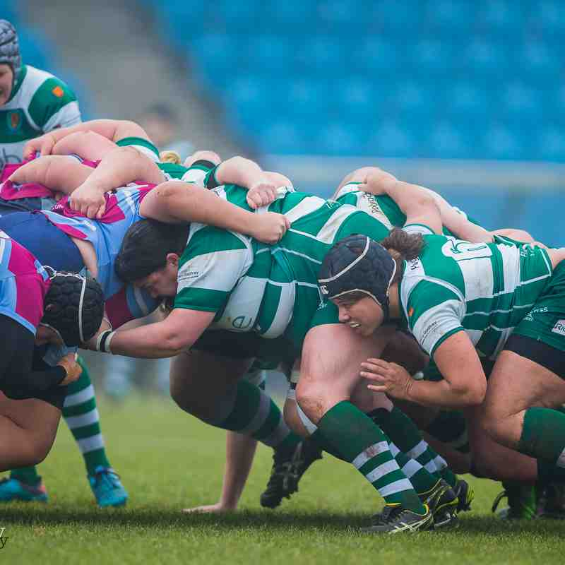 Guernsey Ladies v Wimbledon Ladies 2018