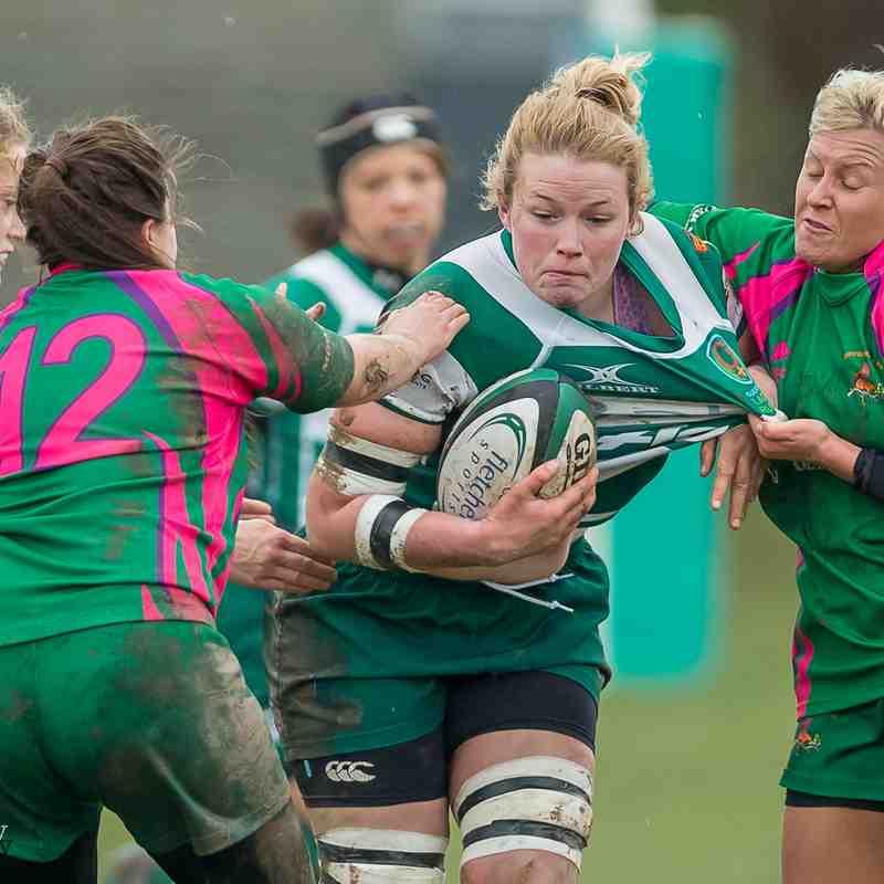 Guernsey Ladies v Drybrook Ladies 2018