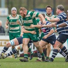 Guernsey Raiders v Westcombe Park 2018