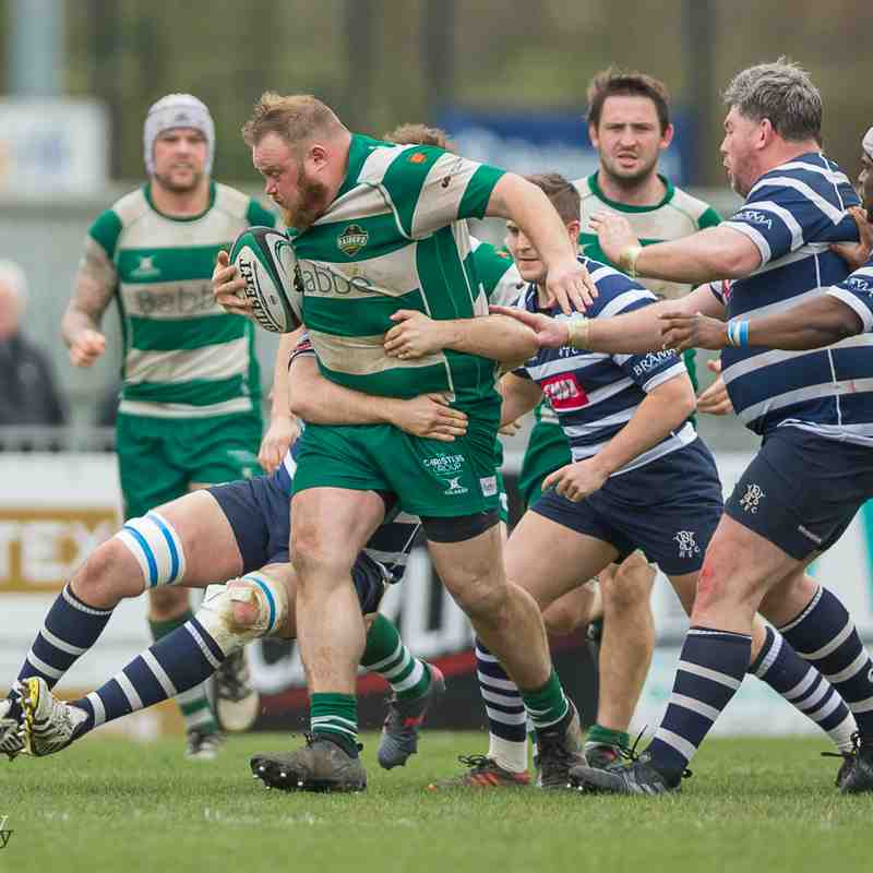 Guernsey Raiders v Westcombe Park 2018