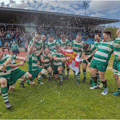 Champagne Supernova! Raiders Promoted to Nat 2...