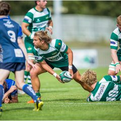 Guernsey Raiders v Macclesfield 2018