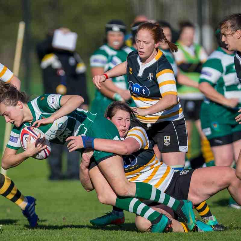 Guernsey Ladies v Portsmouth Valkyries 2018