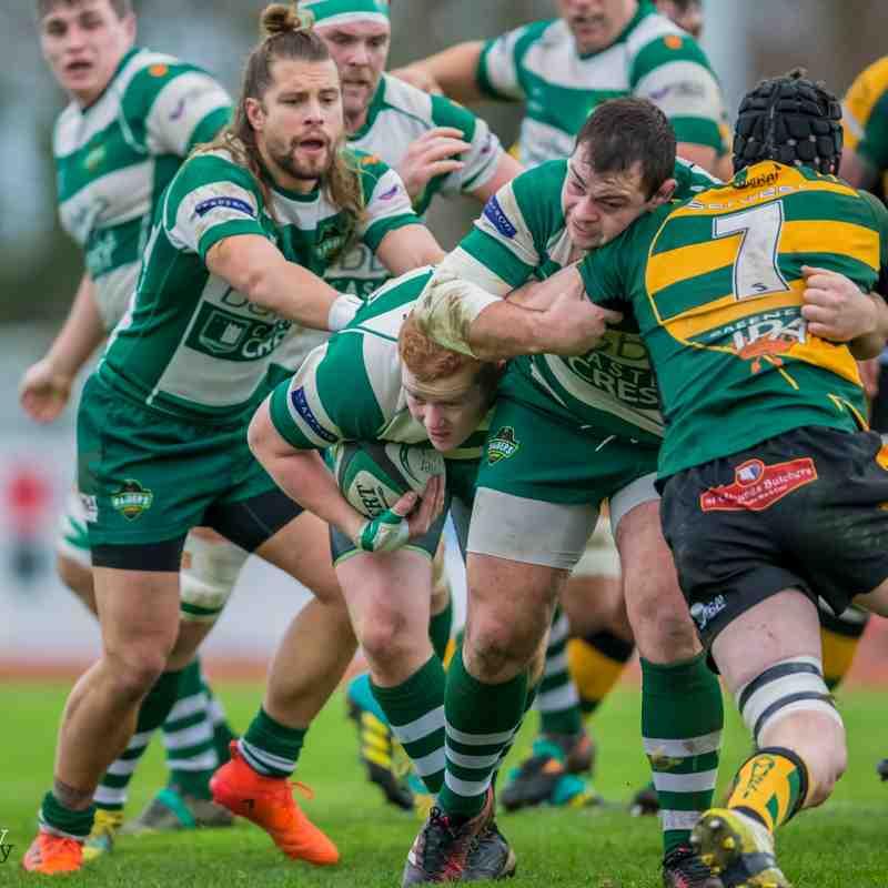 Guernsey Raiders v Bury St Edmunds 2019