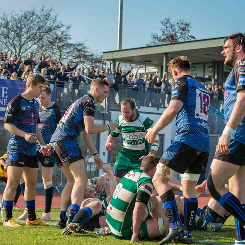 Guernsey Raiders v Dings Crusaders 2019