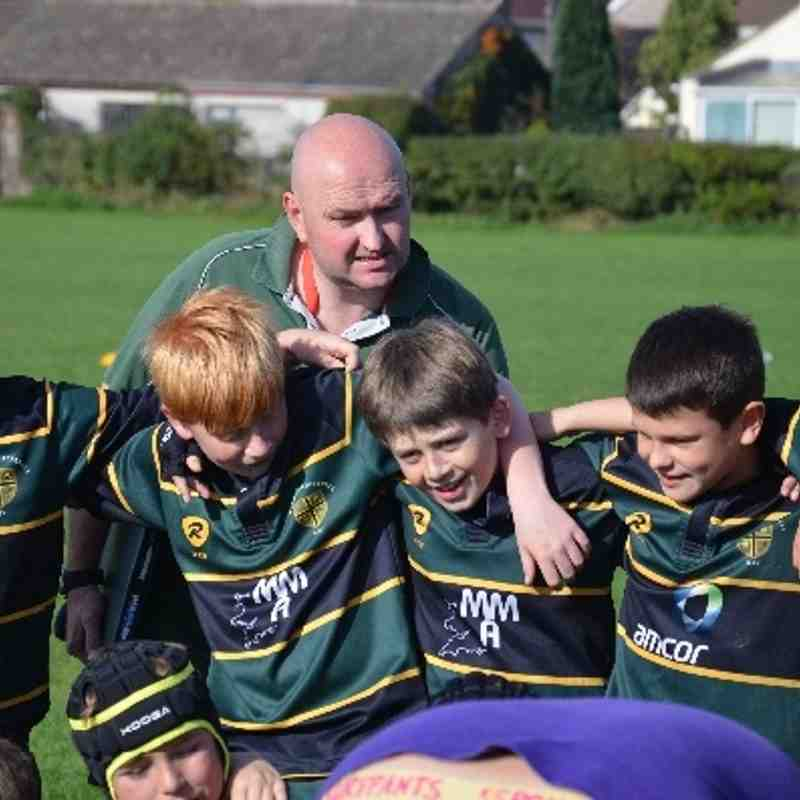 Frampton Rugby Tournament 06/10/2013 -U11