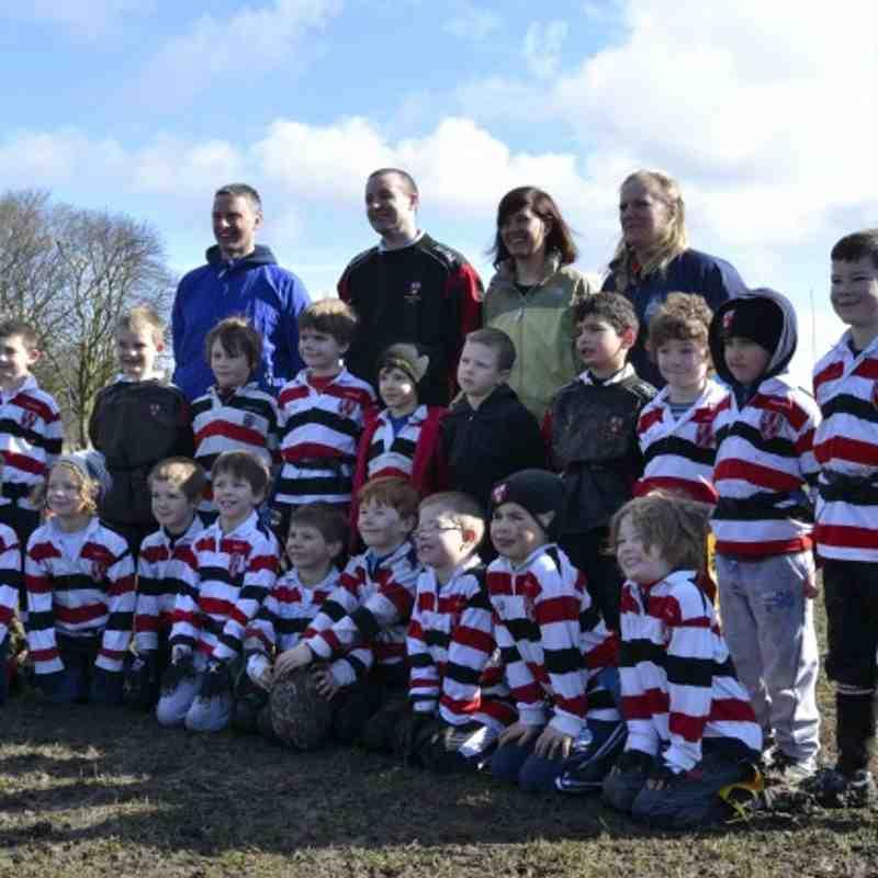 U7s County Cup Tynedale