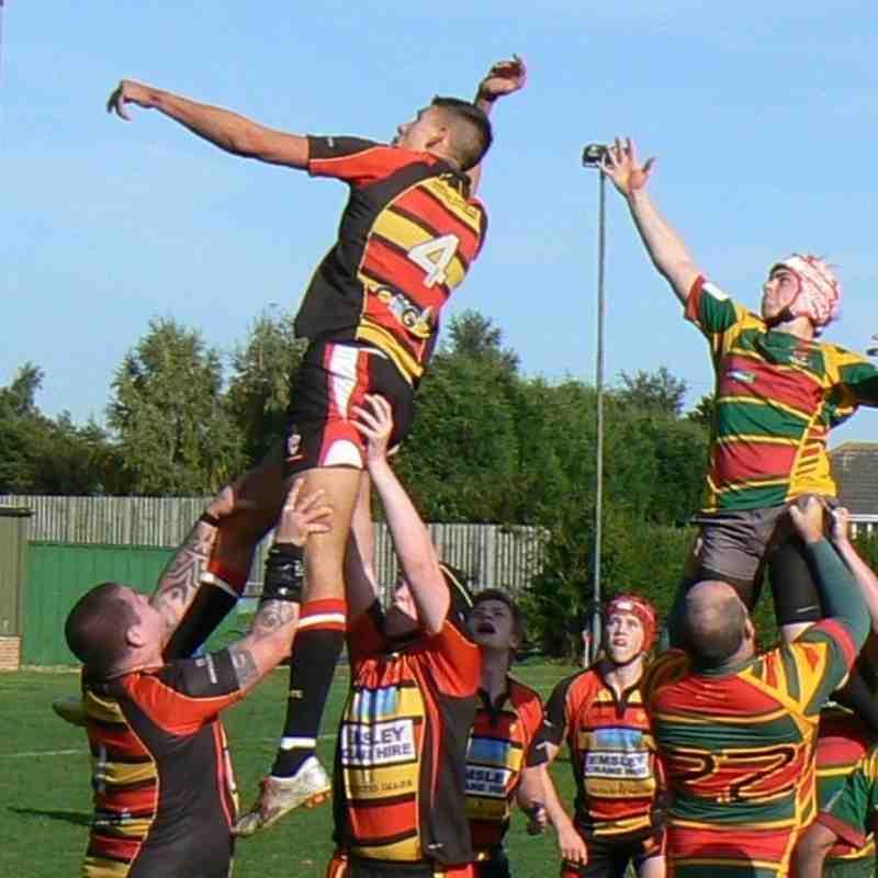 Harrogate 3rd XV vs Selby 4th XV